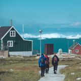 Visite du village traditionnel d'Ilimanaq