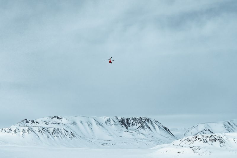 Getting deeper into the Arctic - by helicopter to Ittoqqortoormiit