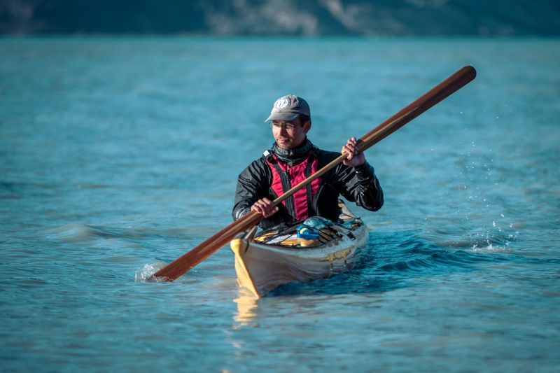 Kayaking in Greenland - the perfect way to explore Greenland